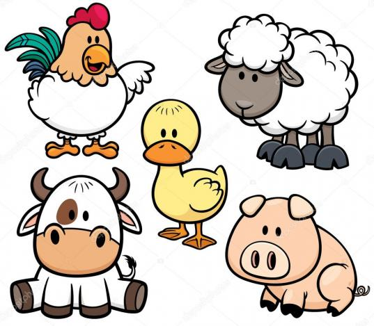 depositphotos 54653089-stock-illustration-animals-farm